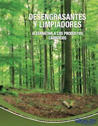 Catálogo desengrasantes